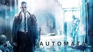 Netflix box art for Automata
