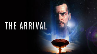 Netflix box art for The Arrival