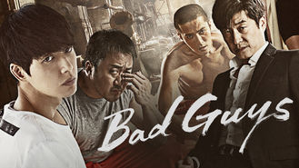 Netflix box art for Bad Guys - Season 1