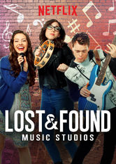 Lost and Found Music Studios Netflix UK (United Kingdom)