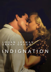 Indignation Netflix KR (South Korea)