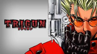Netflix box art for Trigun - Season 1