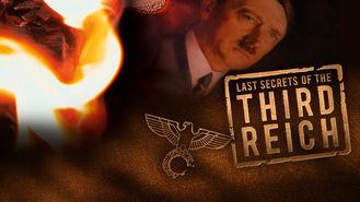 Netflix box art for Geheimnisse des 'Dritten Reichs' - Season 1