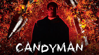 Netflix box art for Candyman