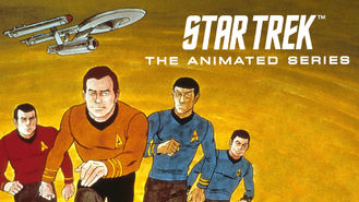 Netflix box art for Star Trek: The Animated Series - Season 1