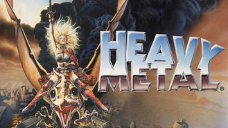 Netflix box art for Heavy Metal