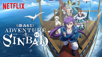 Netflix Box Art for Magi: Adventure of Sinbad - Season 1