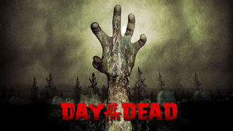 Netflix box art for Day of the Dead