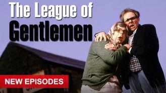 Netflix box art for The League of Gentlemen - Series 2