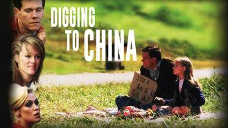 Netflix box art for Digging to China