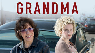 Netflix box art for Grandma