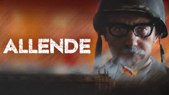 Netflix box art for Allende