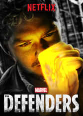 Marvel's The Defenders Netflix ZA (South Africa)