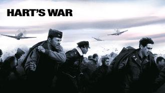 Netflix box art for Hart's War