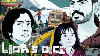 Netflix box art for Liar's Dice