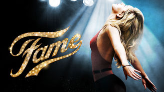 Netflix box art for Fame