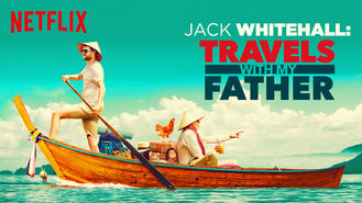Netflix box art for Jack Whitehall: Travels with My Father - Season 1