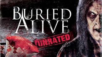 Netflix box art for Buried Alive