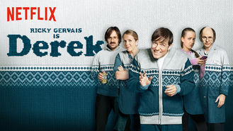 Netflix box art for Derek - Season 1