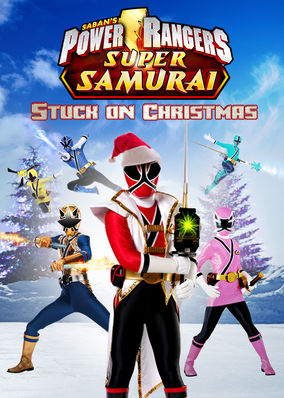 Power Rangers Super Samurai: Stuck on...