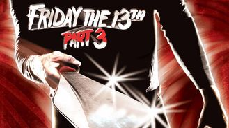 Netflix box art for Friday the 13th: Part 3