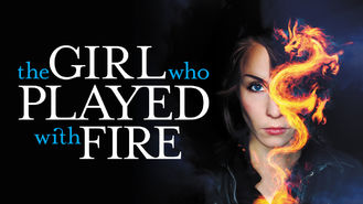 Netflix box art for The Girl Who Played with Fire