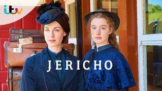 Netflix box art for Jericho - Season 1