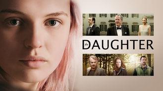 Netflix box art for The Daughter