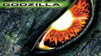 Netflix box art for Godzilla