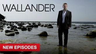 Netflix box art for Wallander - Series 1