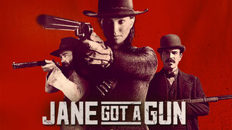 Netflix box art for Jane Got a Gun