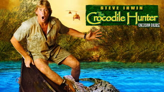 Netflix box art for The Crocodile Hunter: Collision Course