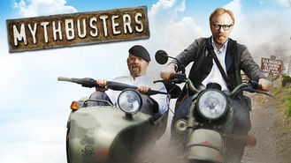 Is MythBusters, Collection 8 on Netflix?