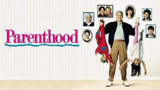 Is Parenthood on Netflix?