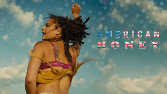 Netflix box art for American Honey