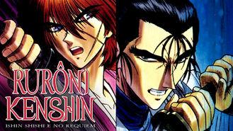 Netflix box art for Rurôni Kenshin: Ishin shishi e no Requiem