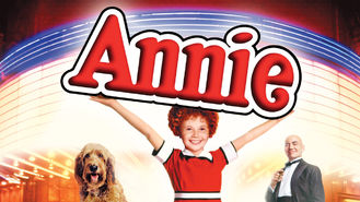 Netflix box art for Annie