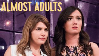 Netflix box art for Almost Adults