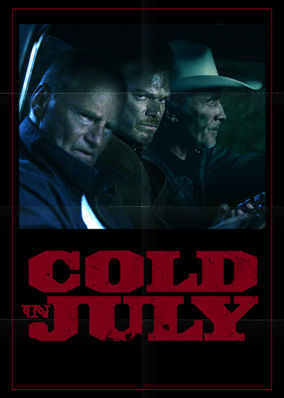 Box art for Cold in July