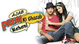 Netflix box art for Ajab Prem Ki Ghazab Kahani