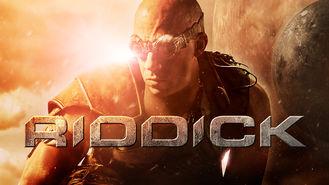 Riddick (2013) on Netflix in Ireland