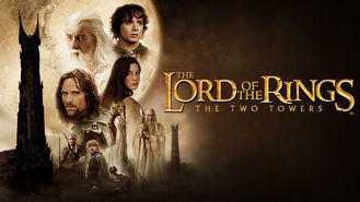 Netflix box art for Lord of the Rings: The Two Towers