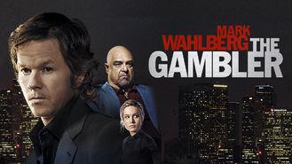 Netflix box art for The Gambler