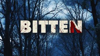 Netflix box art for Bitten - Season 1