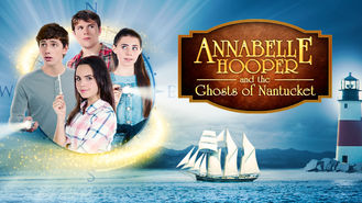 Netflix box art for Annabelle Hooper And The Ghosts Of...