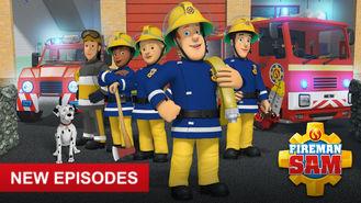Netflix box art for Fireman Sam - Season 7