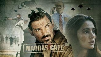 Netflix box art for Madras Café