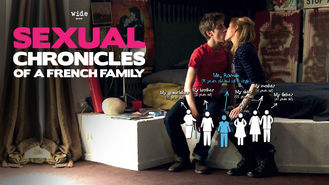 Netflix box art for Sexual Chronicles of a French Family