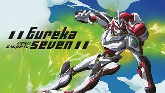 Netflix box art for Eureka Seven - Season 1