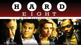 Netflix box art for Hard Eight